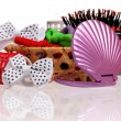 Hair rollers — Stock Photo #45786485