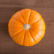 Fresh orange pumpkin — Stock Photo