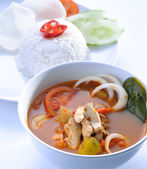 Malaysian Food — Stock Photo