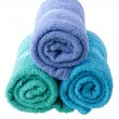 Colorful towels — Stock Photo #30288197