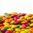 Mixed colorful candies — Stock Photo