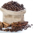 Coffee Ingredient — Stock Photo #33628299