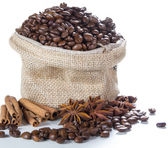 Coffee Ingredient — Stock Photo