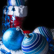 Blue Christmas — Stock Photo #34653357