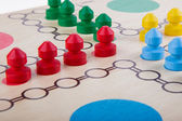 Colored board game — Stock Photo