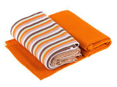 Kitchen towel — Stock Photo