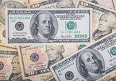 Dollars notes — Stock Photo