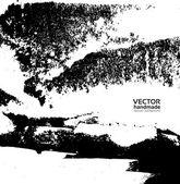 Vector handmade texture — Stock Vector