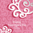 Valentine card — Stock Vector #39730847