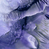 Violet paint imprint colors background — Stock Vector