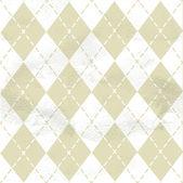 Seamless pattern from diamonds harlequin — Stock Vector