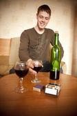 Alcohol. — Stock Photo