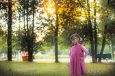 Little girl. — Stock Photo