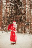 Weihnachtsmann. — Stockfoto