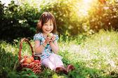 Little girl. — Stock Photo
