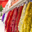 Stock Photo: Sale of xmas decoration