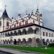 Levoca old town hall, Slovakia — Stock Photo