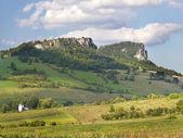 Rocks of Vysny Kubin (Vysnokubinske Skalky) — Stock Photo