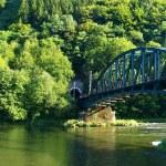 Railroad bridge — Stock Photo #2257316