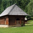 Folk house in Zuberec, Slovakia — Stock Photo