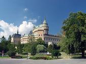 Romantic Bojnice castle, Slovakia — Stock Photo
