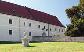 Castle of Cerveny Kamen, Slovakia — Stock Photo