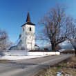 Постер, плакат: All Saints church in Ludrova