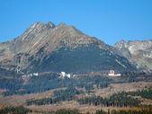 High Tatras mountains in summer — Stock fotografie