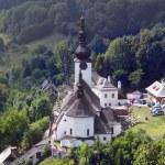 ������, ������: Spania Dolina and Church of the Transfiguration