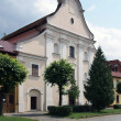 Church of the Visitation in Kezmarok, Slovakia — Stock Photo