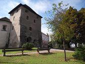 Entrance to Zvolen Castle, Slovakia — Stock Photo