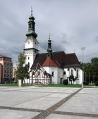 Church of Saint Elizabeth in Zvolen, Slovakia — Stock Photo
