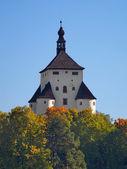 New Castle in Banska Stiavnica, Slovakia — Stock Photo
