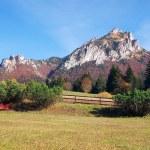 Autumn Rozsutec, Mala Fatra, Slovakia — Stock Photo
