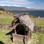 Celtic well, Havranok Skansen, Slovakia — Stock Photo