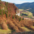 Stock Photo: Outlook from TupSkala, Slovakia