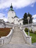 Church of St. Andrew, Ruzomberok, Slovakia — Stock Photo