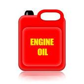 Engine Oil — Stock Photo