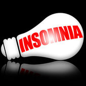Insomnia — Stock Photo