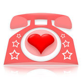 Love Call — Stock Photo