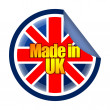 Made in UK — Stock Photo #19816479