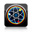 Science icon — Stock Photo