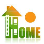 Home — Stock Photo