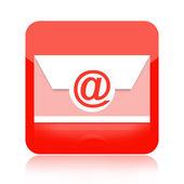 E mail icon — Fotografia Stock
