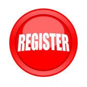 Register button — Stock Photo