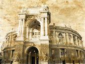 Odessa のオペラハウス — ストック写真