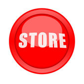 Store button — Stock Photo