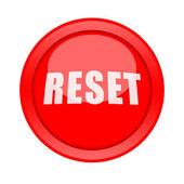 Reset button — Stock Photo