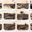Stock Photo: Fortifications, artillery and trenches