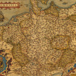Antique Map of Germany — Stock Photo #12744269